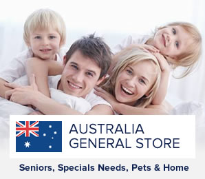 Australia General Store - Seniors, Special Needs, Pets and Home
