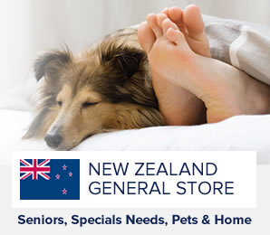 New Zealand General Store - Seniors, Special Needs, Pets and Home